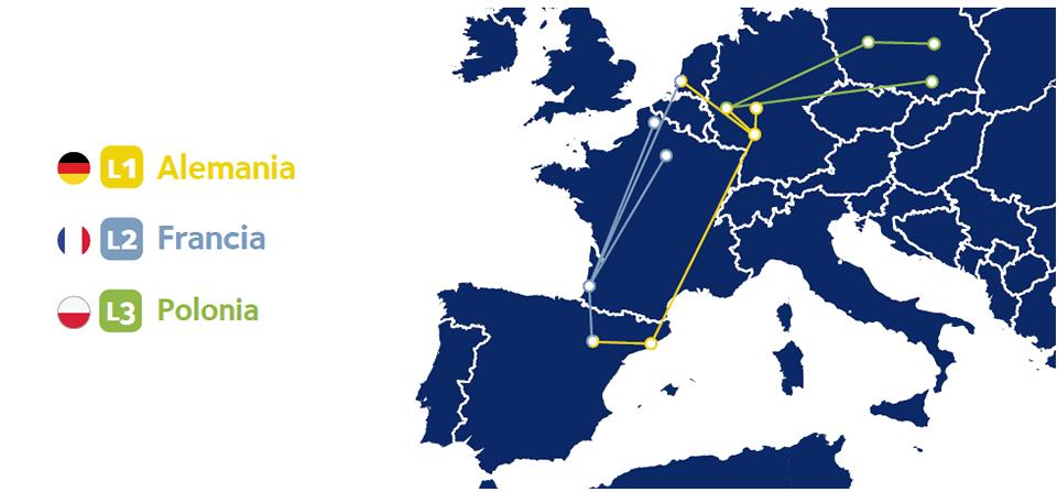 rail europe transporte ferrocarril mercancias francia alemania polonia