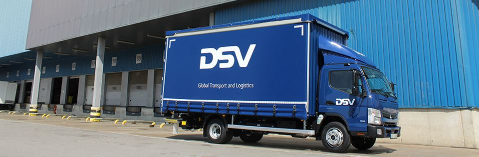 camion hibrido dsv barcelona rubi reparto transporte