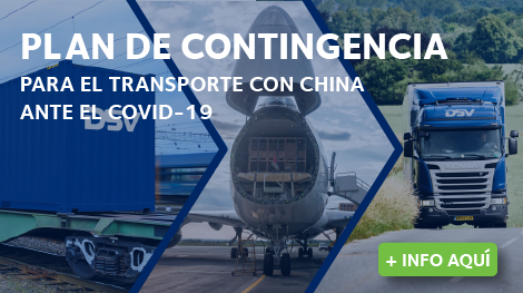 Plan de Contingencia coronavirus transporte china