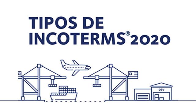 Tipos Incoterms 2020