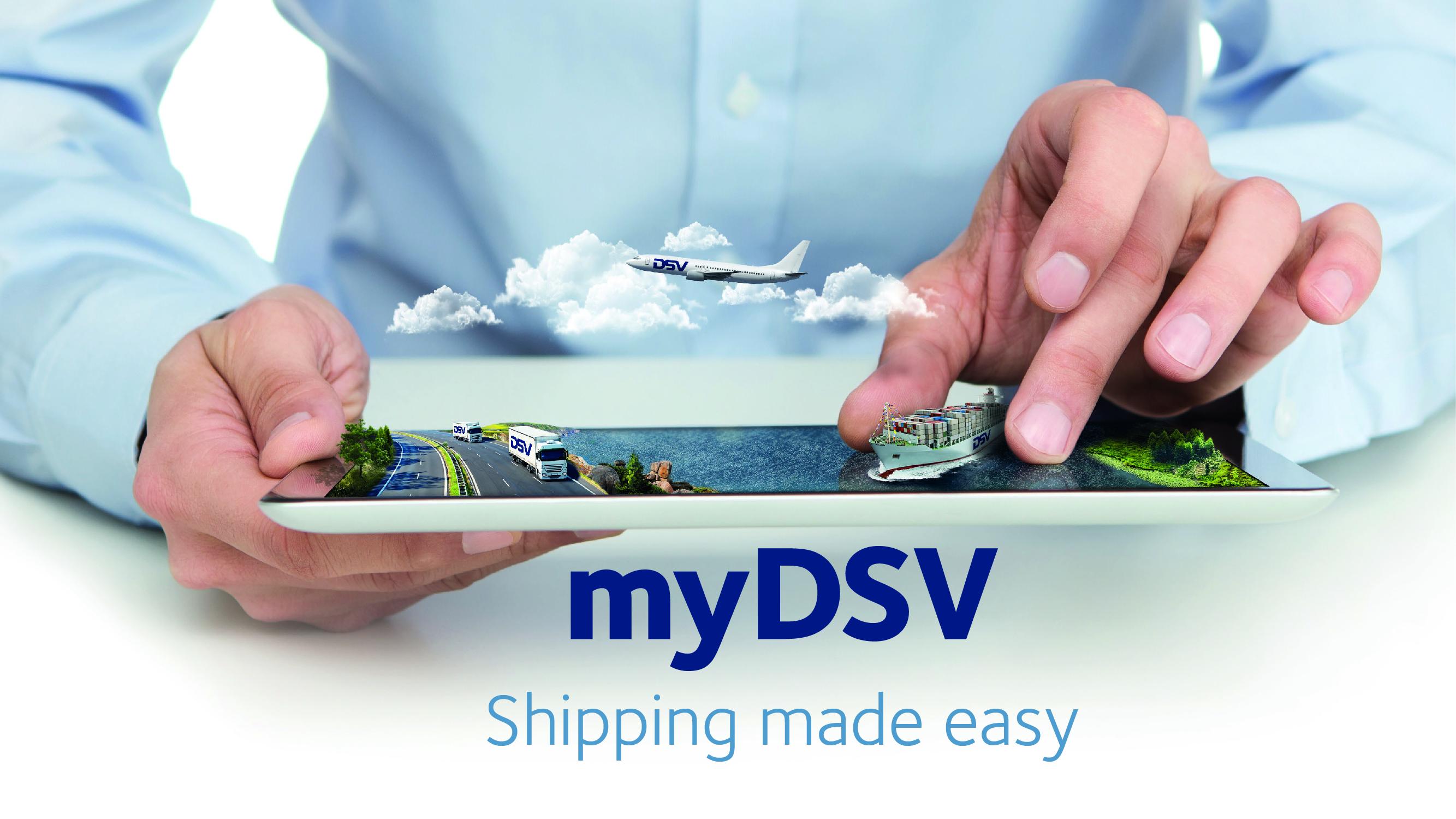 mydsv reservas booking envio online