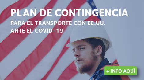 plan de contingencia coronavirus transporte usa