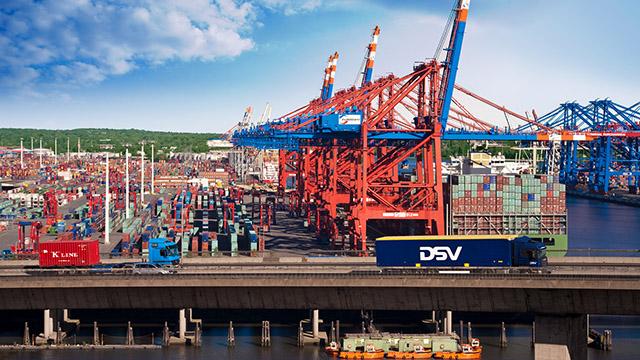 principales puertos aeropuertos estados unidos usa