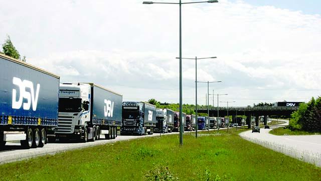 tipos camion trailer box camiones prenda colgada