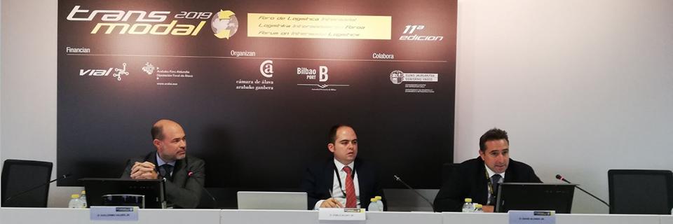 conferencia david alonso dsv transporte transmodal 2019 camara alava