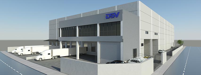 nueva nave oficina delegacion picassent valencia dsv road spain