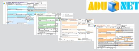 aplicacion gestion operaciones aduaneras depositos aduaneros temporales despacho adt dvd