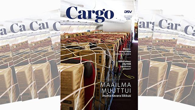 Cargo-lehtiä
