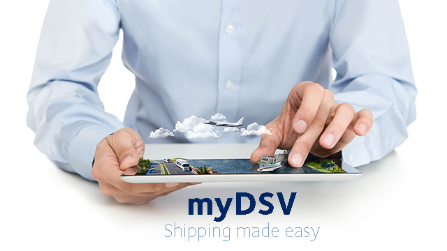 myDSV with tagline