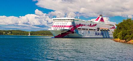 Ship Baltic Princess