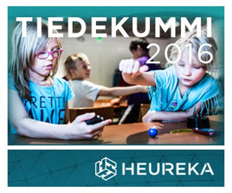 Heureka-tiedekummi 2016
