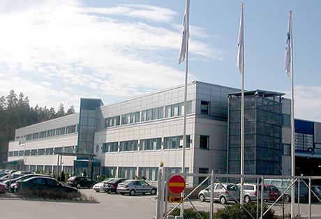 DSV Headquarters in Vantaa