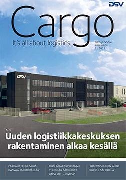 Cargo 1/2017 kansi