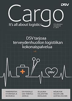 Cargo 4/2014 -kansi