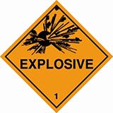 Mercancías peligrosas clase1 explosivos
