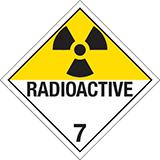 Mercancías peligrosas. Clase 7 Radioactivos