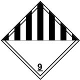 Mercancías Peligrosas Clase 9 Materias y objetos peligrosos diversos
