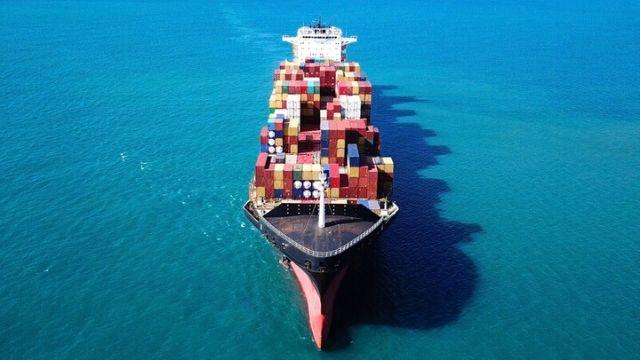 Transporte de carga marítimo | DSV