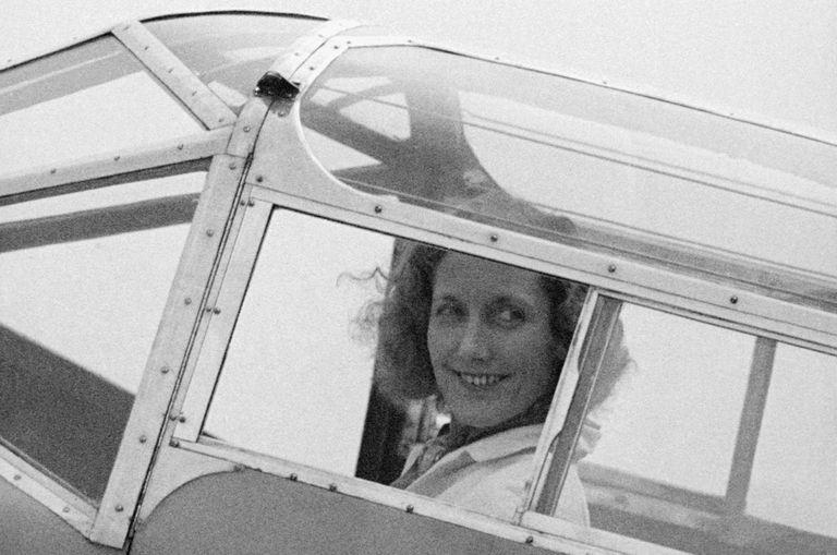 Beryl Markham: Primera mujer piloto en cruzar el Atlántico