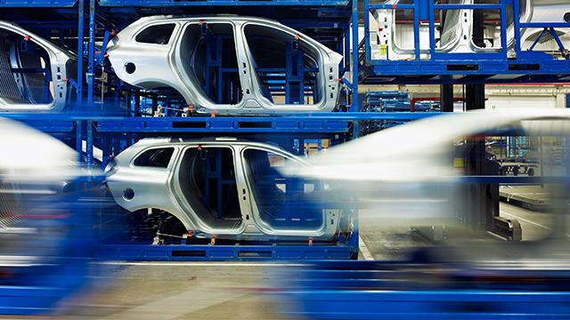 Producción de Vehículos en Mexico