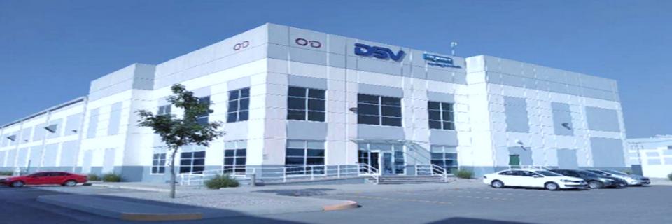 Almacén en Parque Industrial O'Donnell-DSV Solutions CDMX