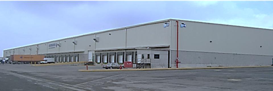 Almacén en Parque Industrial Tres Ríos-DSV Solutions CDMX