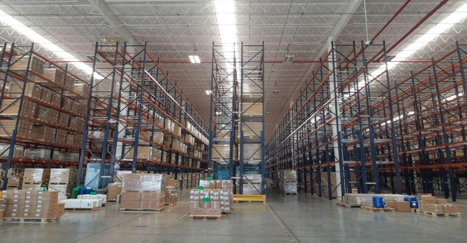 Almacén DSV Solutions Monterrey