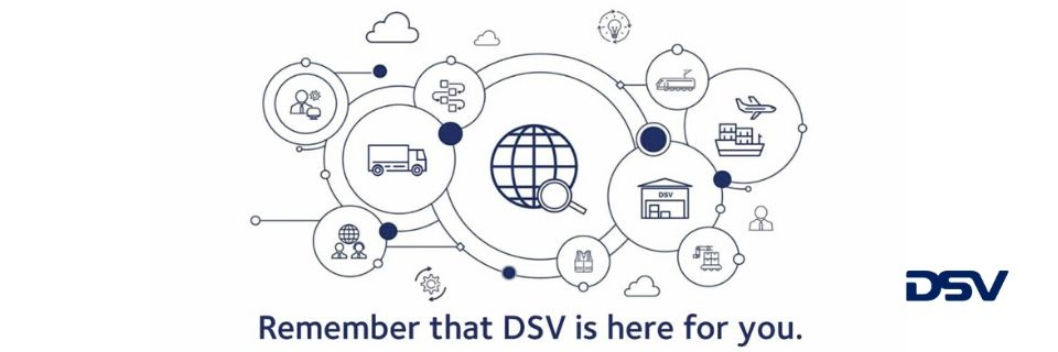 DSV is here for you