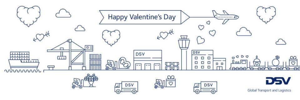 San Valentín 2020 DSV
