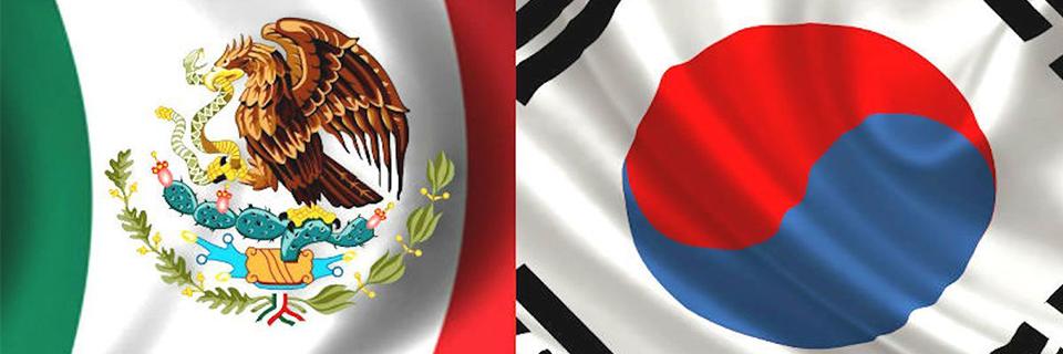 Mexico Corea del Sur Tratado DSV