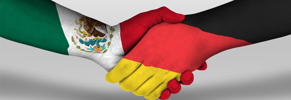 Mexico y Alemania estrechan lazos comerciales