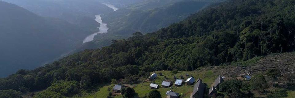 DSV entrega Luz a comunidad Peruana
