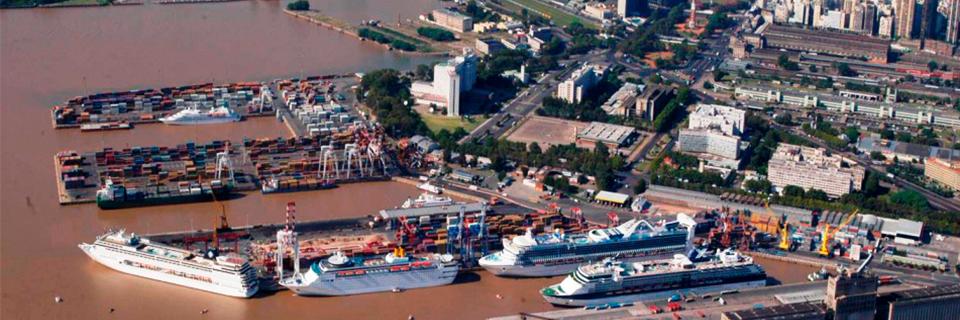 Paro en Puertos de Buenos Aires