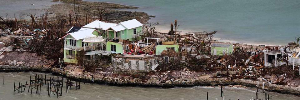 DSV y Cruz Roja Danesa ayuda a las Bahamas
