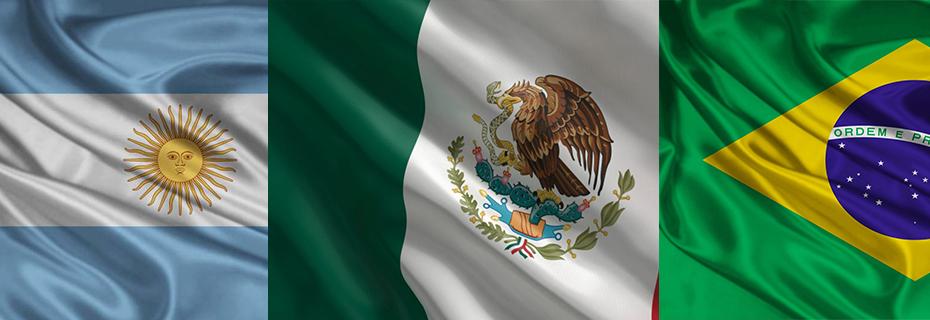 Comercio Automotive entre Mexico Brasil y Argentina