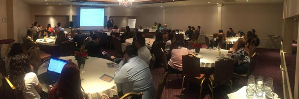 Evento para Clientes DSV Monterrey