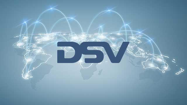 Ontvang artikelen van DSV