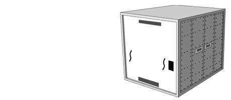 M1 AMA container