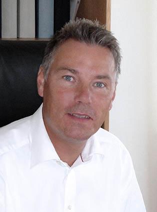 Svante Larsson, VD DSV Air & Sea AB