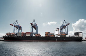 DSV Sea freight