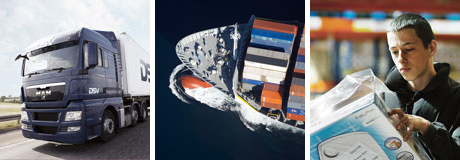 transporte mercancías terrestre aereo maritimo ferrocarril soluciones logisticas