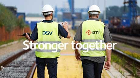 DSV ja UTI