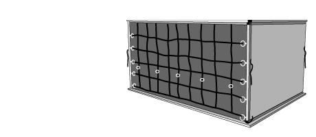 LD9 AAP contenedor transporte aereo caracteristicas peso dimensiones