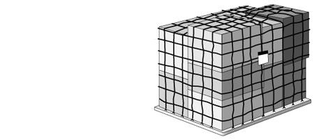P6P PMC Pallet Container
