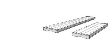 Platform container Características, dimensiones, tara y capacidad.