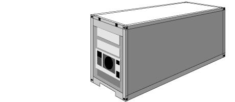 Características, dimensiones, tara y capacidad del Reefer container