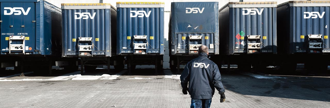 Goods to and from Greece | DSV