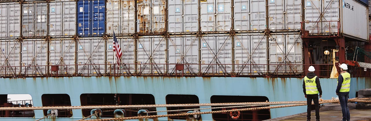 Full Container Load   DSV