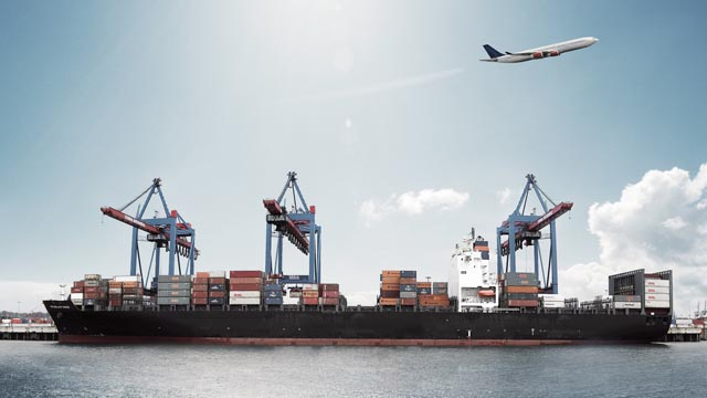 Rate Air & sea freight