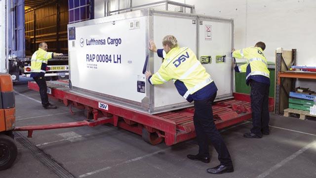 myDSV – Shipping Made Easy